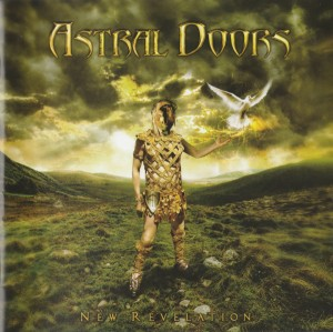 Audio CD Astral Doors. New Revelation