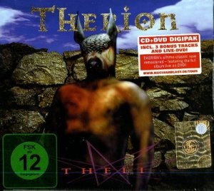 Audio CD Therion. Theli (Ultimate Edition)