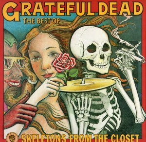 LP The Grateful Dead. The Best Of: Skeletons From The Closet (LP)