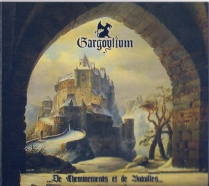 Audio CD Gargoylium. De Cheminements Et De Batailles