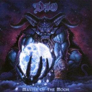 LP Dio. Master Of The Moon (LP)
