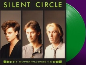 LP Silent Circle. Chapter Italo Dance (LP)