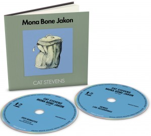 Audio CD Cat Stevens. Mona Bone Jakon