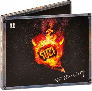 Audio CD Suzi Quatro. The Devil In Me