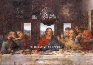 DVD Black Sabbath: The Last Supper