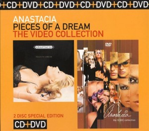 DVD + Audio CD Anastacia: Pieces Of A Dream / The Video Collection (CD + DVD)