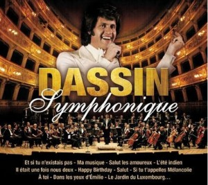 DVD + Audio CD Joe Dassin. Joe Dassin Symphonique (CD + DVD)