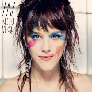 DVD + Audio CD Zaz: Recto Verso. Deluxe Edition (CD + DVD)