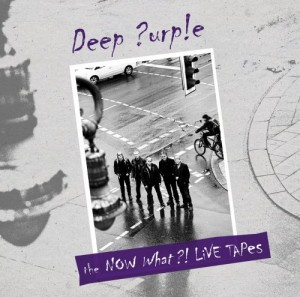 LP Deep Purple: The Now What ?! Live Tapes (LP)