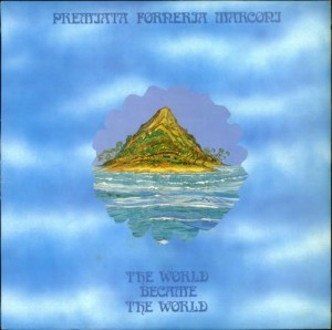 LP Premiata Forneria Marconi: The World Became the World (LP)