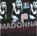 DVD + Audio CD Madonna: Sticky and Sweet Tour
