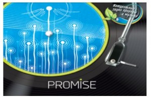Audio CD Promise. Music for mind&body
