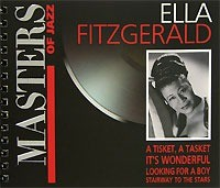 Audio CD Masters of Jazz: Ella Fitzgerald
