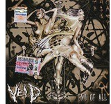 Audio CD VELD. End Of All (CD)