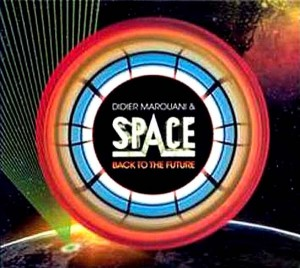 Audio CD Didier Marouani & Space. Back To The Future