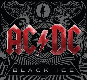 LP AC/DC: Black Ice (LP)