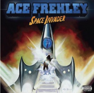 LP Ace Frehley: Space Invader (LP)
