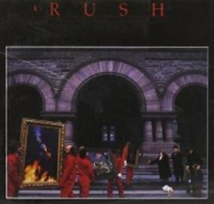 LP Rush: Moving Pictures (LP)