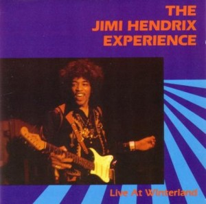 Audio CD Jimi Hendrix. Winterland