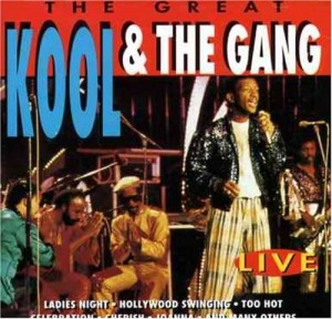 Audio CD Kool & The Gang. The great