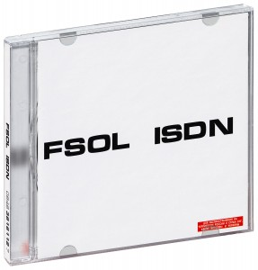 Audio CD Future Sound Of London. ISDN