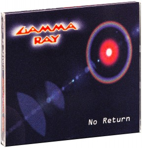 Audio CD Gamma Ray. No Return