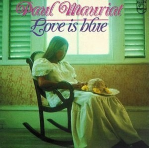 Audio CD Paul Mauriat. Love Is Blue