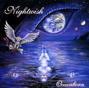 Audio CD Nightwish. Oceanborn