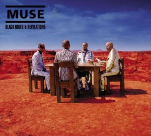 Audio CD Muse. Black Holes And Revelations