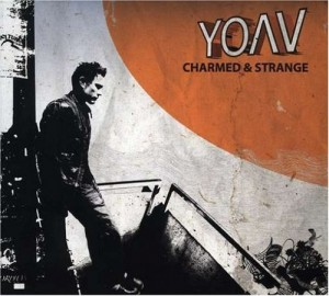 Audio CD Yoav. Charmed and strange reissue
