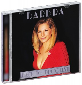 Audio CD Barbra Streisand. Back To Brooklyn