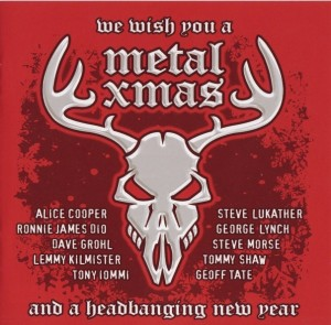 Audio CD Various. We Wish You A Metal Xmas And A Head Banging New Year