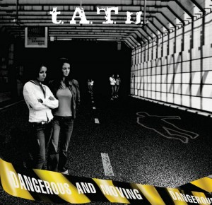Audio CD t.A.T.u. Dangerous And Moving