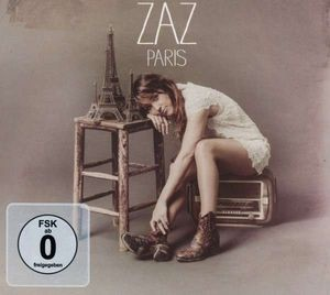 Audio CD Zaz. Paris