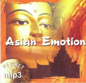 MP3 (CD) Various Artists. Asian Emotion