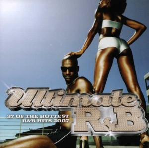 Audio CD Various. Ultimate R&B 2007