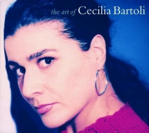 Audio CD Cecilia Bartoli: The Art of Cecilia Bartoli