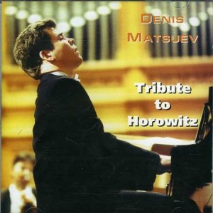 Audio CD Denis Matsuev. Tribute to Horovitz