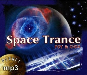 MP3 (CD) Space Trance