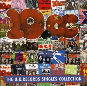 Audio CD 10 СС: The U.K. Records Singles Collection