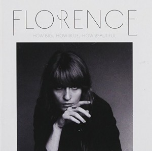Audio CD Florence And The Machine. How Big, How Blue, How Beautiful