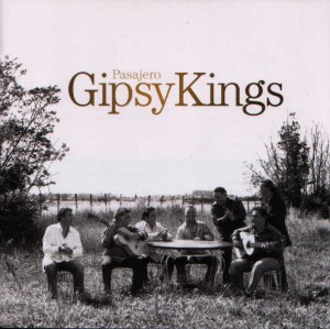 Audio CD Gipsy Kings. Pasajero