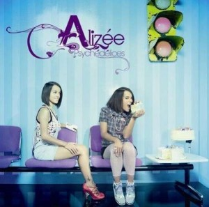 Audio CD Alizee. Psychуdelices