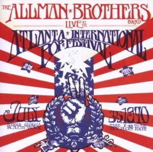 Audio CD Allman Brothers Band. Live At The Atlanta International Pop Festival