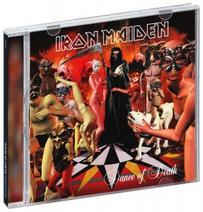 Audio CD Iron Maiden. Dance Of Death