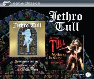 Audio CD Jethro Tull. Eagle Classics: Living With The Past+Nothing Is Easy