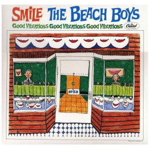 LP + Audio CD The Beach Boys. The Smile Sessions