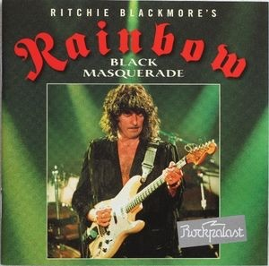 Audio CD Rainbow. Black Masquerade