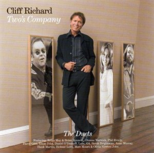 Audio CD Cliff Richard. Two's Company. The Duets