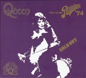Audio CD Queen. Live At The Rainbow